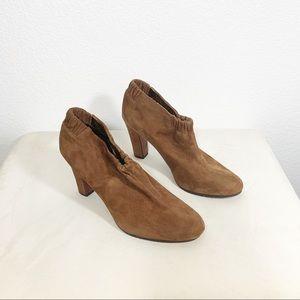 Sam Edelman l Brown Ankle Booties